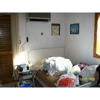 Tragana for sale 80 sqm house on a plot of 750 sqm